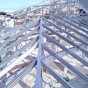 Telhados em Estruturas Metálicas em Curitiba
