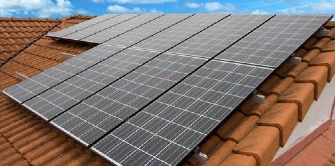 Energia solar na construção