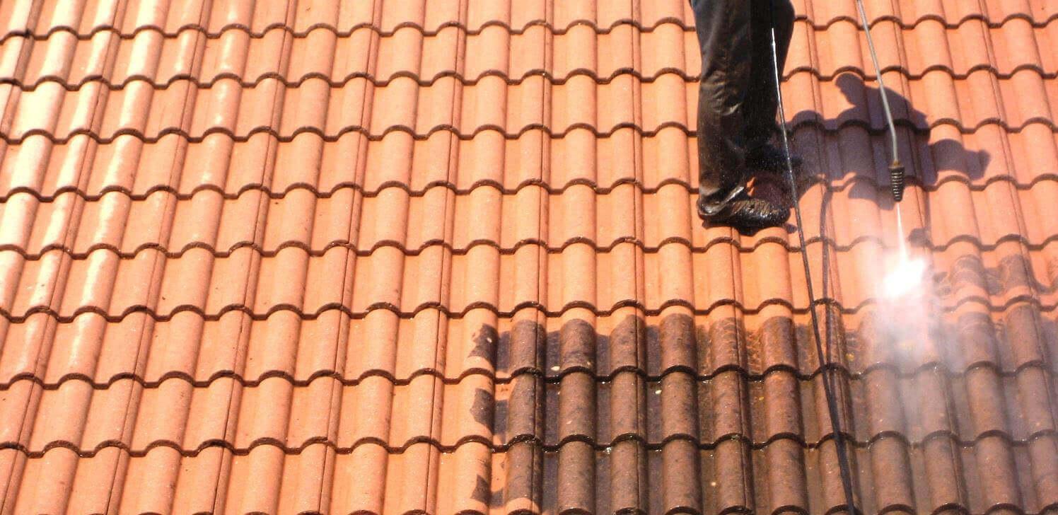 Limpeza de Telhados em Curitiba